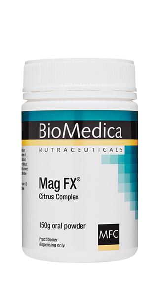 BIOMEDICA MAG FX CITRUS 150g