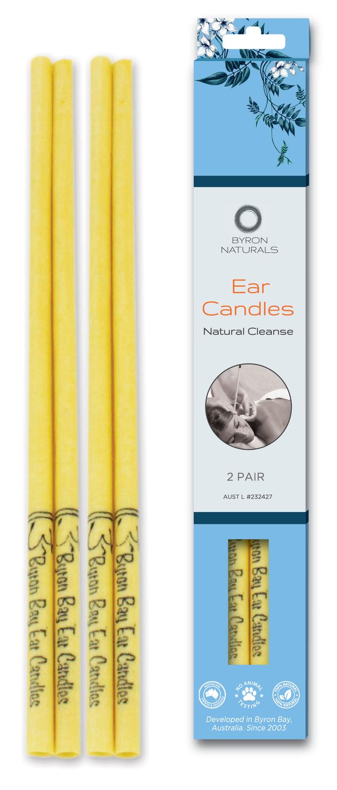 Byron Naturals Ear Candles