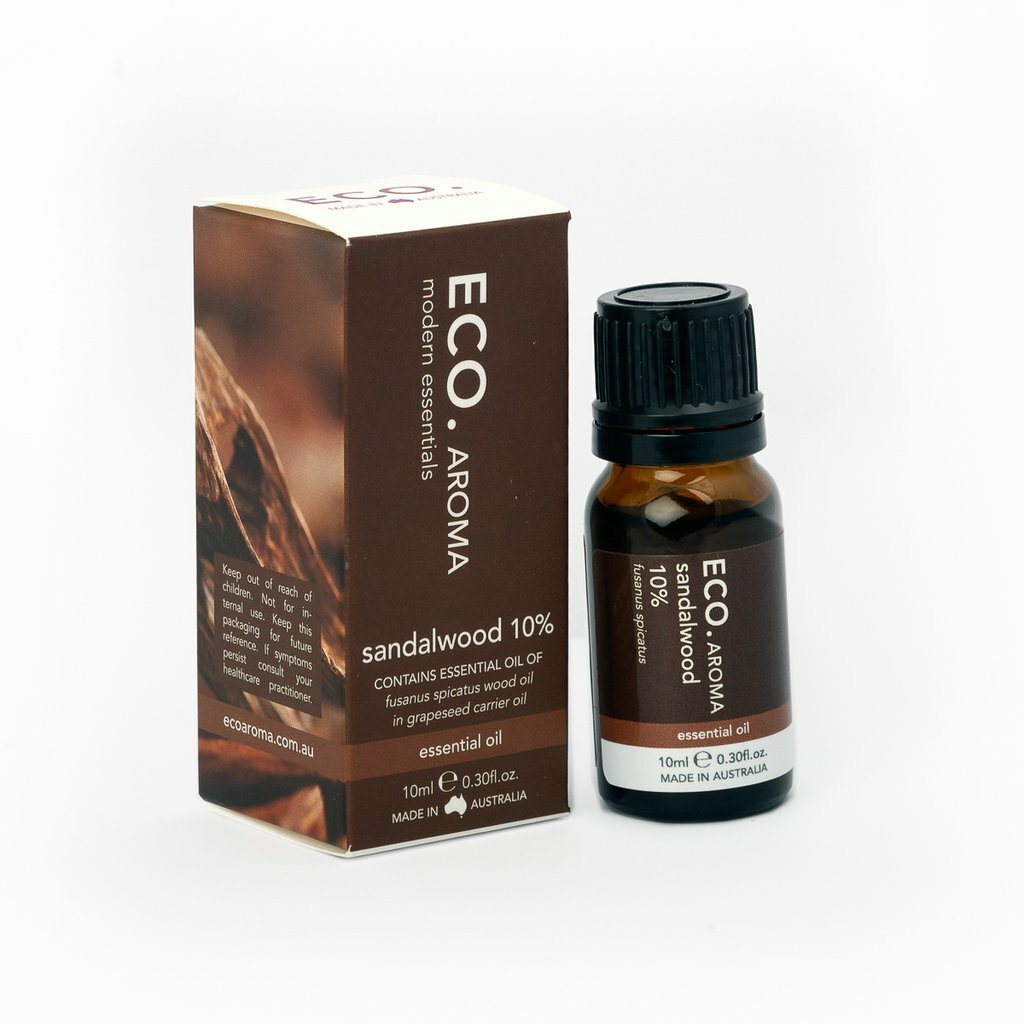 Eco Modern Essentials Oils 10ml - Sandlewood