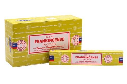 Satya Incense - Frankincense