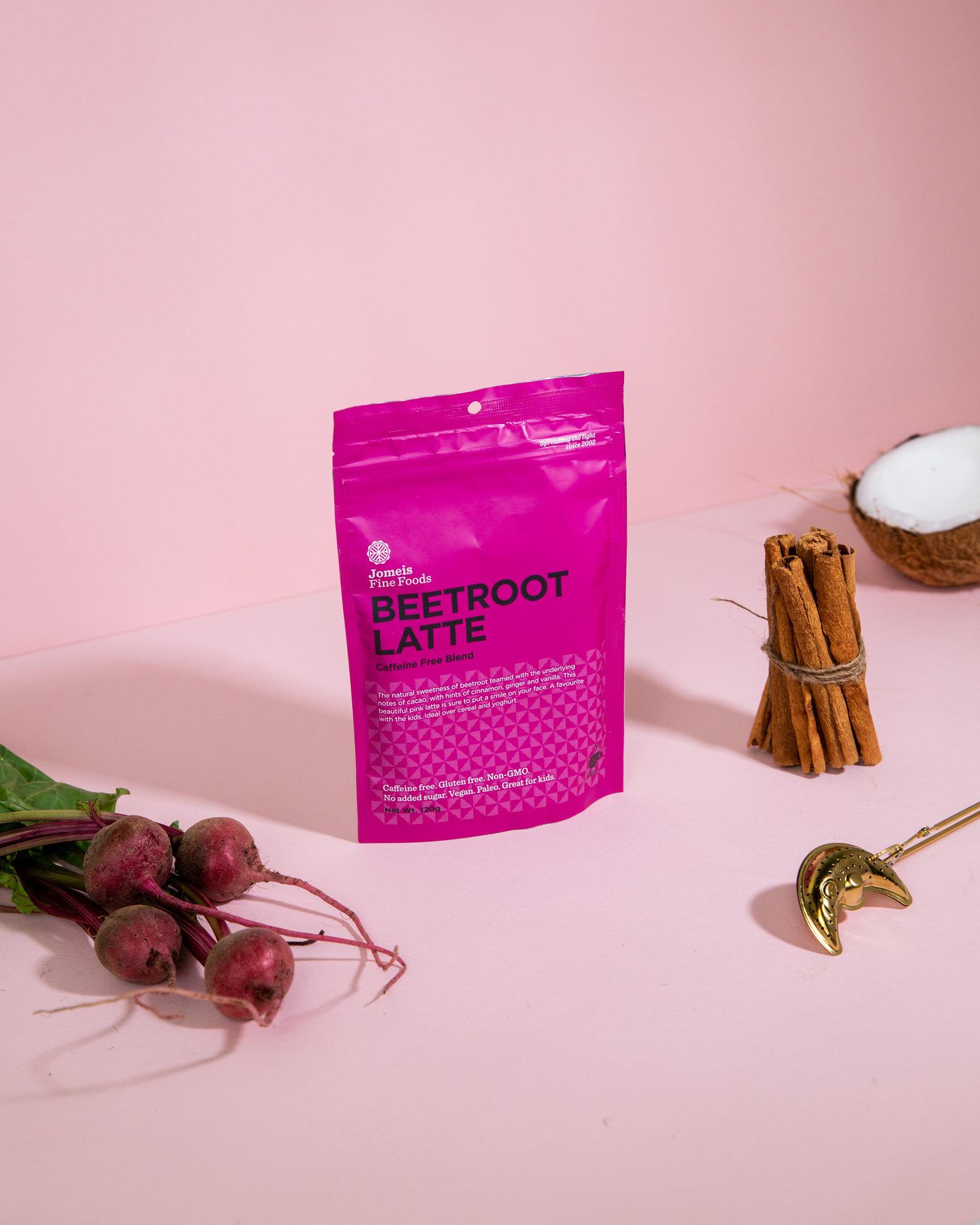 Jomeis - Beetroot Latte