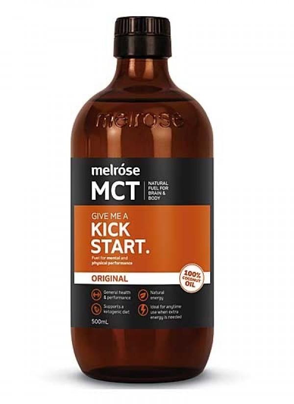 Melrose MCT Original Kick Start Oil 500ml